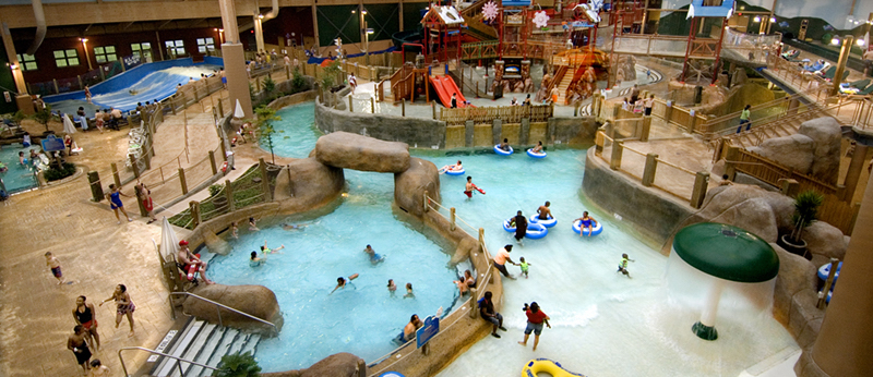 Restaurants Near Great Wolf Lodge In The Poconos