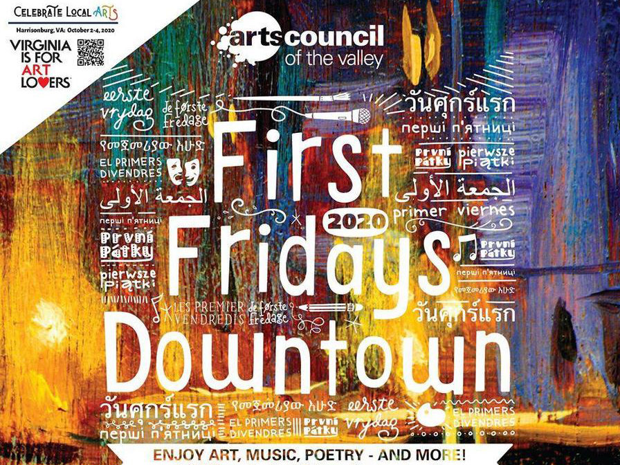 First Fridays Downtown