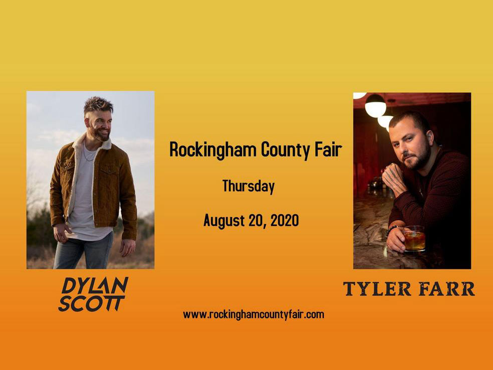 Dylan Scott and Tyler Farr