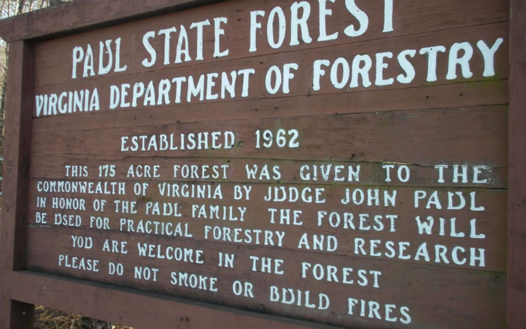 Paul State Forest