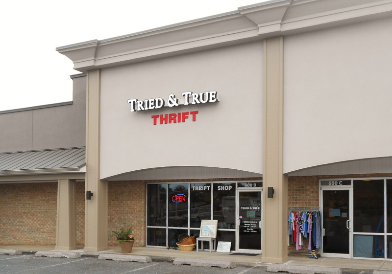 Tried & True Thrift Shop