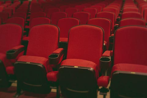 Court Square Theater seats