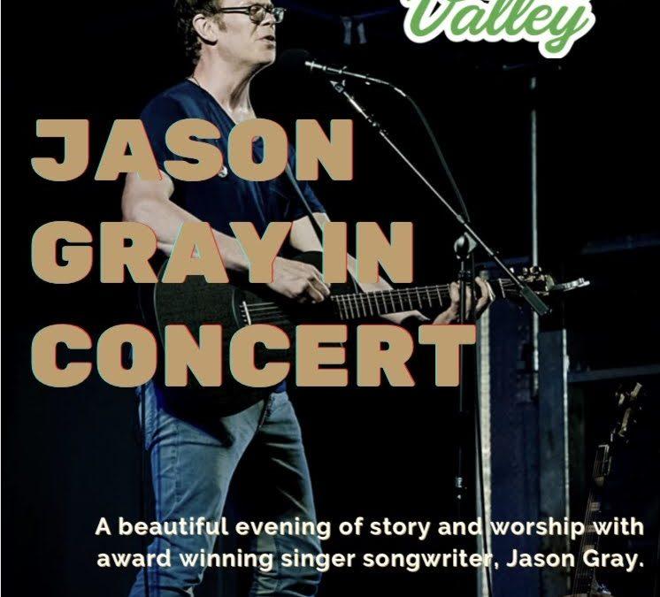 Jason Gray at the Lake – An Evening of Story and Songs
